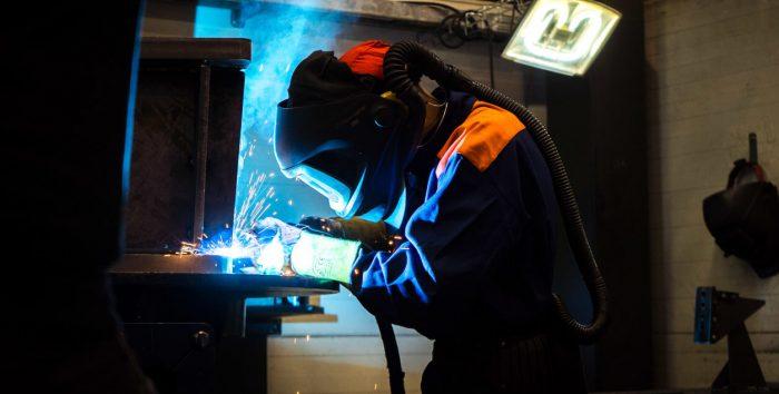 KKR Steel pitää työntekijöiden hyvinvointia suuressa arvossa.